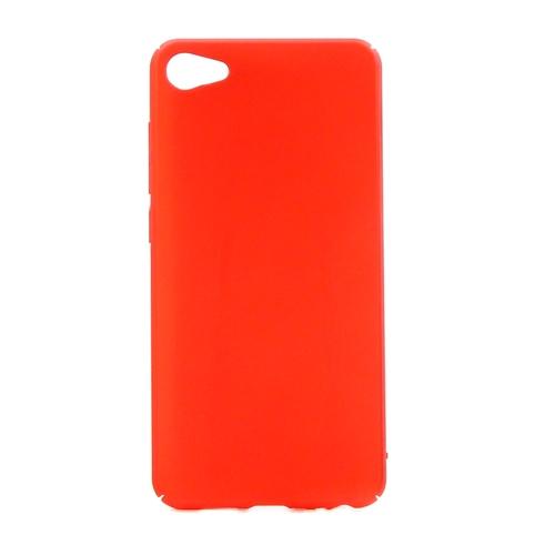 Накладка пластиковая Goodcase Meizu U10 Red