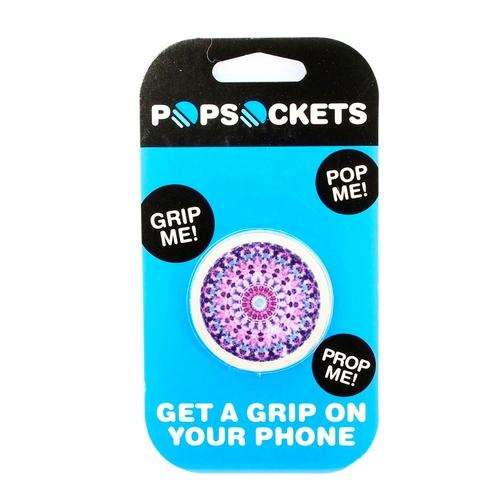 Держатель Goodcom для смартфонов PopSocket Mandala Violet