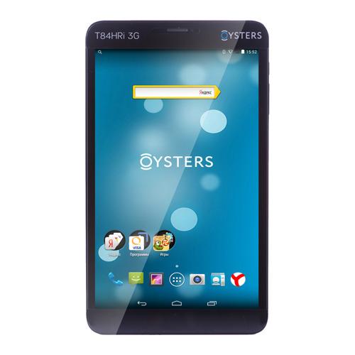 "Планшет Oysters T84 ERi 3G (MediaTek MT8382/8""/1Gb/8Gb) Black"
