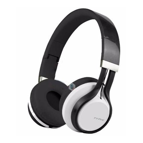 Bluetooth стереогарнитура Marvo HP-004B накладная Black