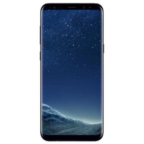 Телефон Samsung G950FD Galaxy S8 Midnight Black фото