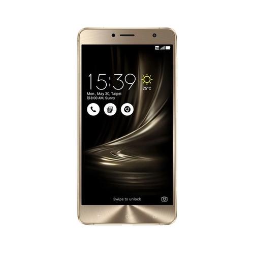 Телефон ASUS ZenFone 3 Deluxe ZS550KL 64GB Gold фото