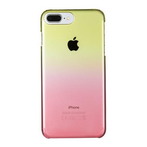 Накладка пластиковая Muvit iPhone 7 Plus Live Vegas Yellow/Pink