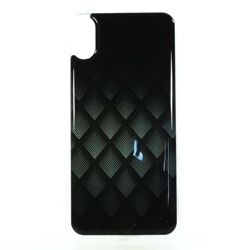 Накладка силиконовая IceTwice iPhone X Ромбы №1182