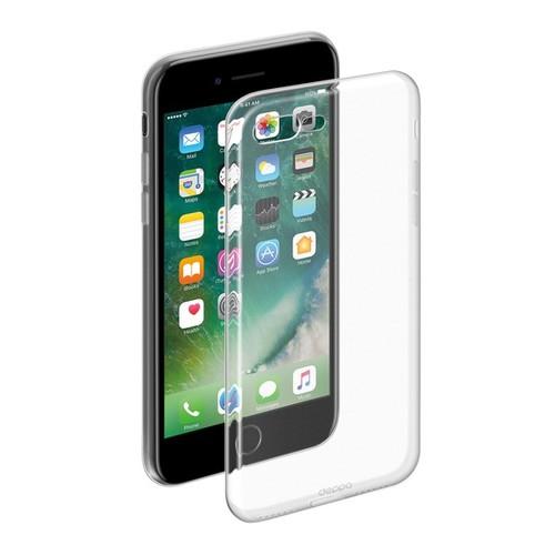 Накладка силиконовая Deppa Gel Case iPhone 7 Plus Clear