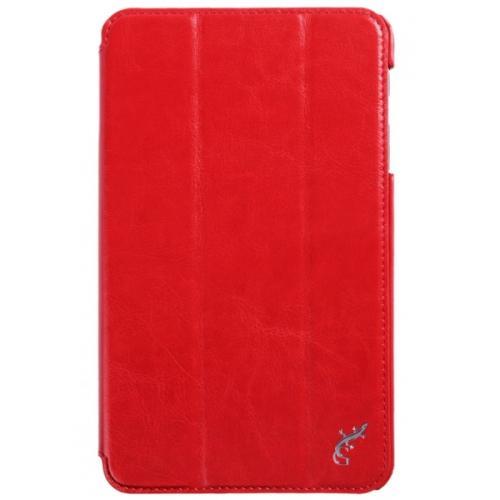 "Чехол-флип G-Case Slim Premium Samsung Galaxy Tab4 T230 7"" Red (GG-341)"