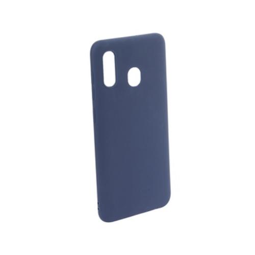 Накладка силиконовая Deppa Gel Color Case Samsung Galaxy A30/A20 Blue фото