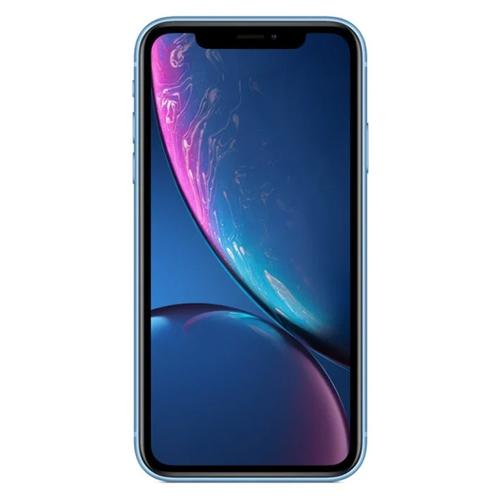 Телефон Apple iPhone XR 64Gb Blue фото