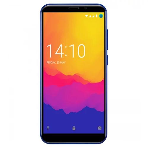 Телефон Prestigio MultiPhone 3471 Wize Q3 Blue фото