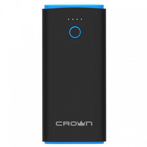 Внешний аккумулятор CROWN CMPB-06 5000 mAh Black/Blue фото