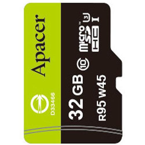 Карта памяти на 32 Гб Apacer microSD (class 10)