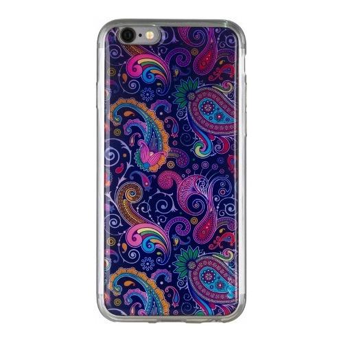 Накладка силиконовая IceTwice iPhone 6/6S Узор №1036