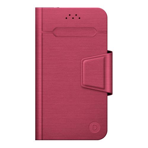 """Чехол - книжка Deppa Wallet Fold M универсальный (4.3""""-5.5"""") Red"""