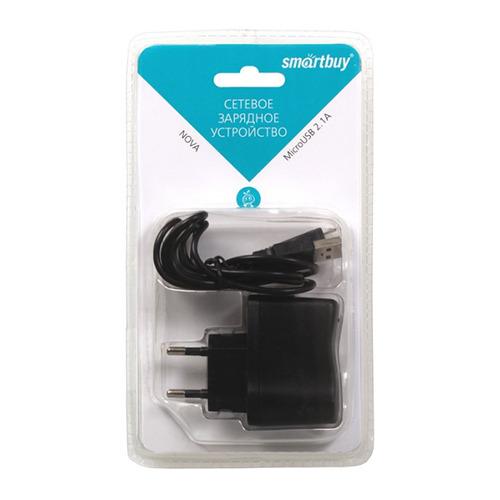 СЗУ Smartbuy Nova micro USB SBP-1160 2.1A
