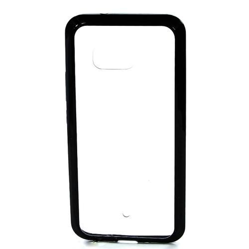 Накладка пластиковая Goodcase HTC U11 Бампер Black