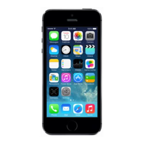 Телефон Apple iPhone 5S 16Gb Space Grey
