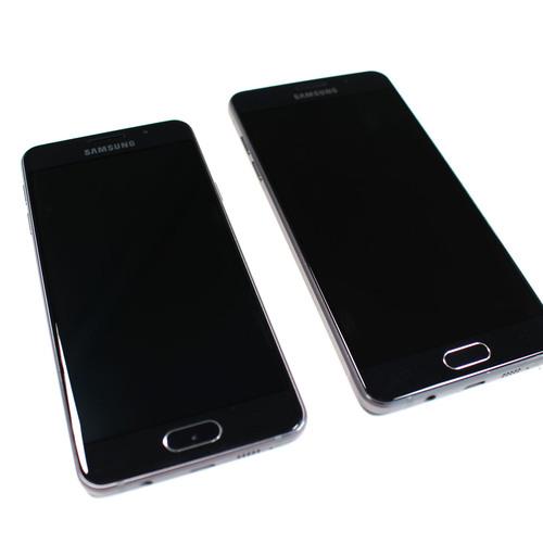 Телефон Samsung J320F/DS GALAXY J3 (2016) черный фото 3