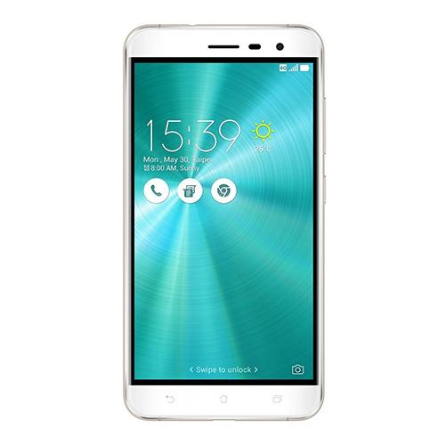 Телефон ASUS ZE520KL ZenFone 3 32Gb White фото