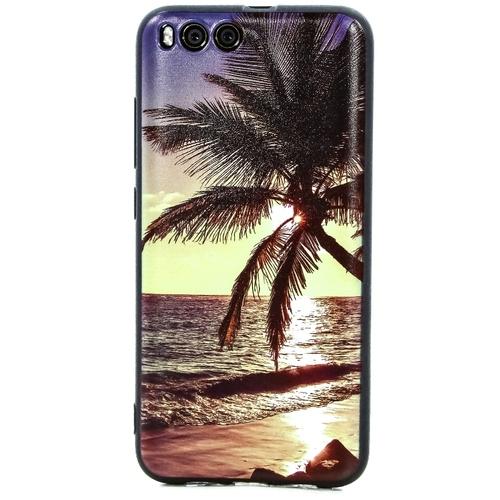 Накладка силиконовая Goodcase Xiaomi Mi6 Пляж