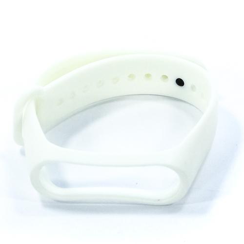 Ремешок Goodcom для фитнес-браслета Xiaomi Mi Band 3 White
