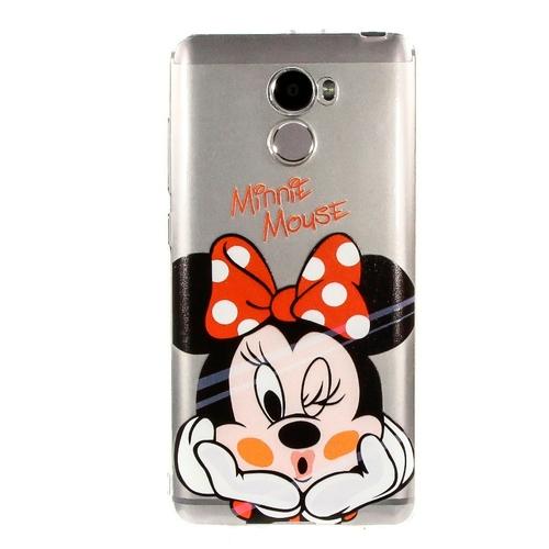 Накладка силиконовая Goodcase Xiaomi Redmi 4 Minnie Mouse