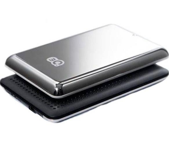 "Внешний жесткий диск 3Q 3QHDD-U235 2.5"" USB 2.0 500Gb HB"