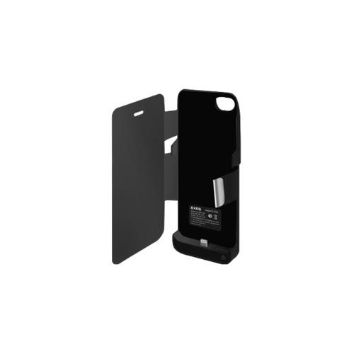Накладка-аккумулятор Exeq iPhone 5 HelpinG-iF05 2300mAh Black
