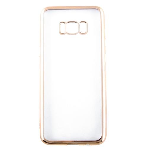 Накладка силиконовая IS FRAME Samsung Galaxy S8+ Gold
