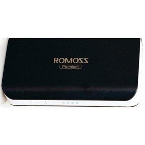 Внешний аккумулятор Romoss Sailing 2 5200 mAh Black