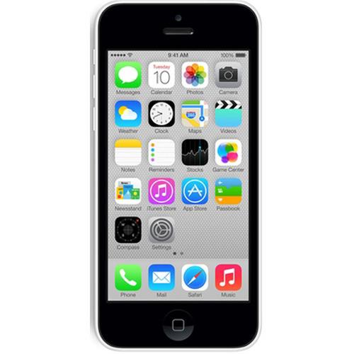 Телефон Apple iPhone 5C 8Gb White