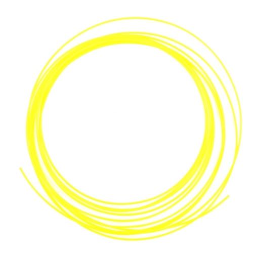 Желтый пластик ABS для 3D-ручки 5 метров, Goodcom