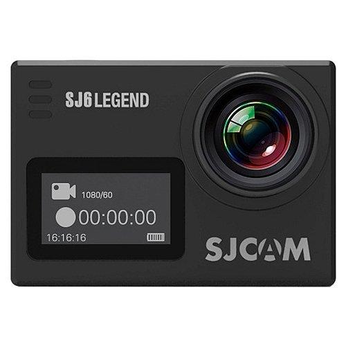 Экшн-камера SJCAM SJ6 Legend, Black