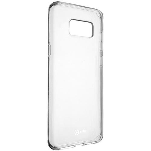 Накладка силиконовая Celly Gelskin Samsung Galaxy S8+ Clear