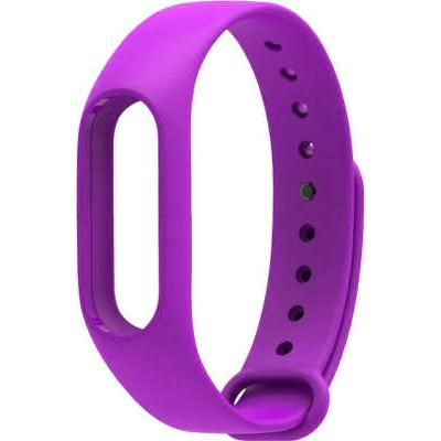 Ремешок для фитнес-браслета Xiaomi Mi Band 2 Violet