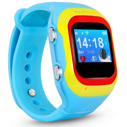 Умные часы Ginzzu GZ-501, Blue