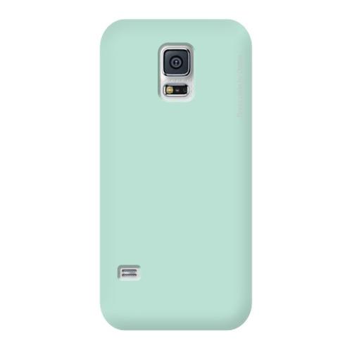 Накладка пластиковая Deppa Air Case Samsung G800 Galaxy S5mini Mint