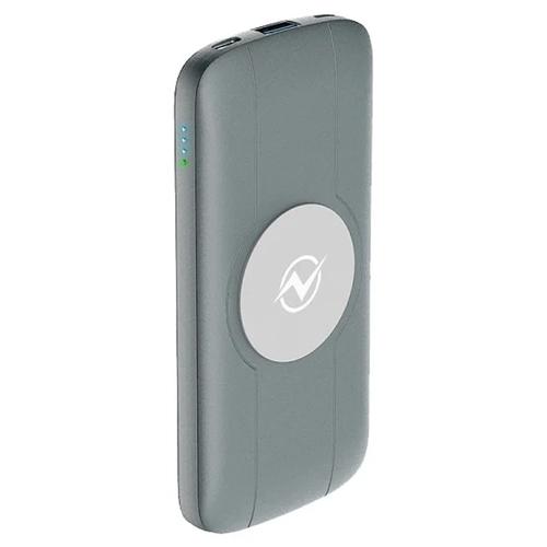 Внешний аккумулятор Olmio QW-10 Quick Charge 3.0 с функцией БЗУ 10000mAh Black