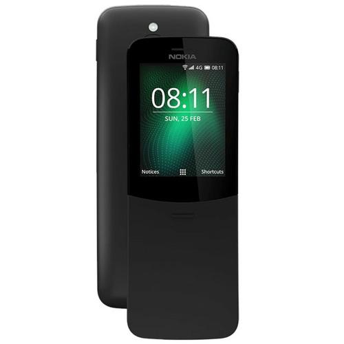 Телефон Nokia 8810 Dual Sim 4G Black