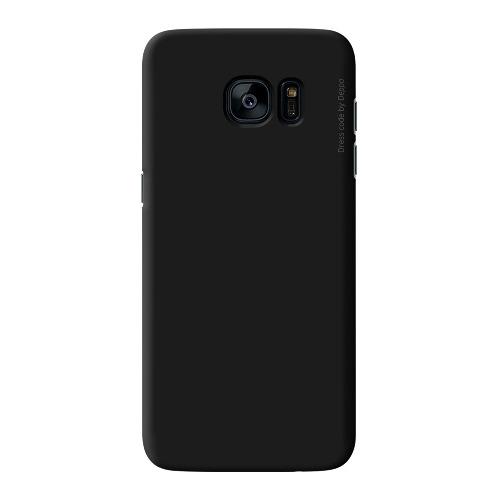 Накладка пластиковая Deppa Air Case Samsung Galaxy S7 Edge Black
