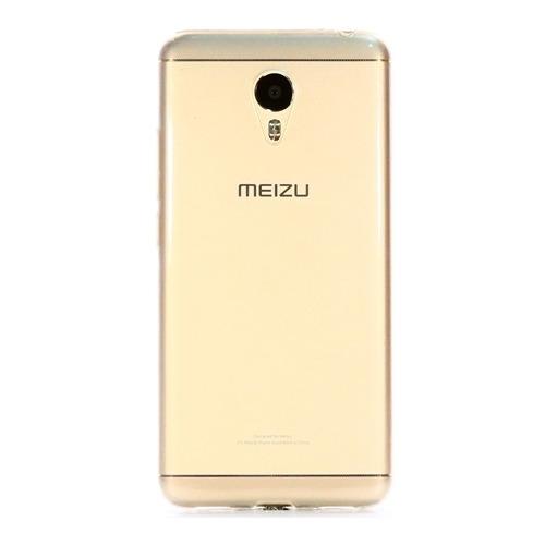 Накладка силиконовая Goodcom Ultra slim Meizu M3 Note White