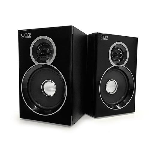 Колонки CBR CMS 660 3 Вт*2 2.0 Black