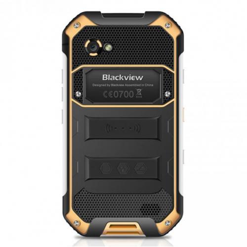 Телефон Blackview BV6000 32Gb LTE Sunshine Yellow фото 2