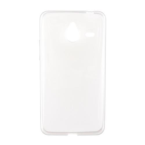 Накладка силиконовая Goodcom Ultra slim Microsoft Lumia 640XL White