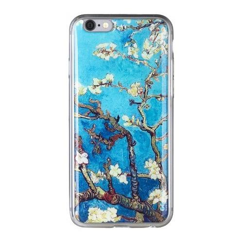 Накладка силиконовая IceTwice iPhone 6/6S Яблоня №503