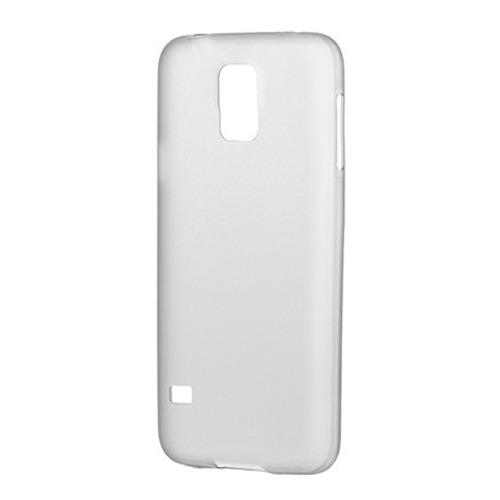 Накладка пластиковая на Samsung G900 Galaxy S5 Ultra-Slim 0,35мм White