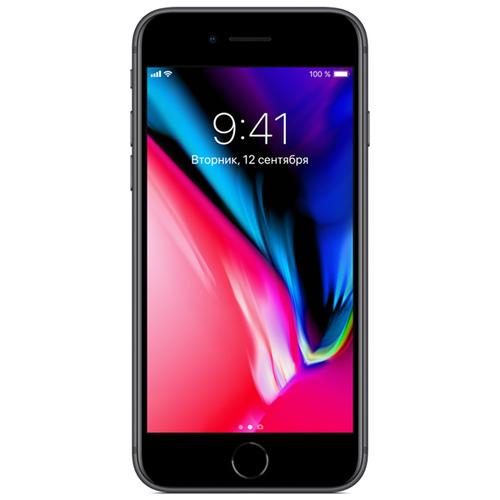 Смартфон Apple iPhone 8 256Gb Space gray фото