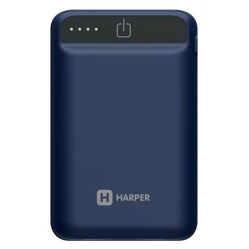 Внешний аккумулятор Harper PB-2612 12000 mAh Blue