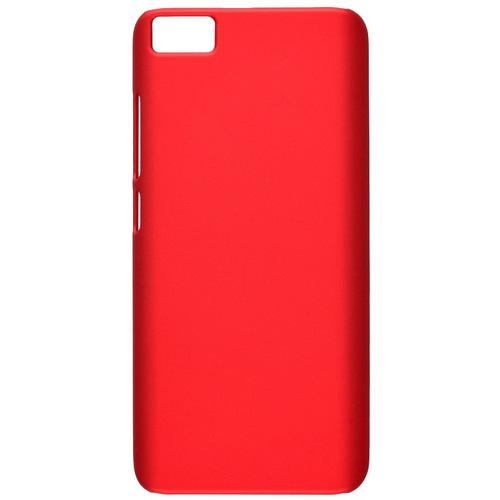 Накладка пластиковая skinBox Shield Xiaomi Mi5 Red