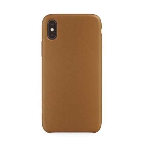 Накладка кожаная uBear Capital Leather Case iPhone X/IPhone XS Brown фото