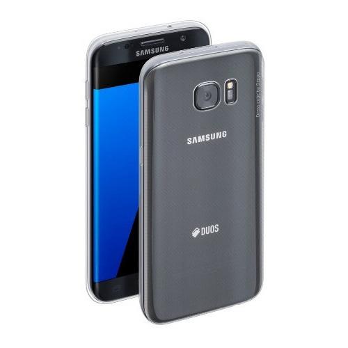 Накладка силиконовая Deppa Gel Case Samsung Galaxy S7 Edge Clear фото 2